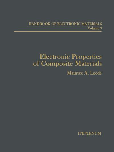 Electronic Properties of Composite Materials