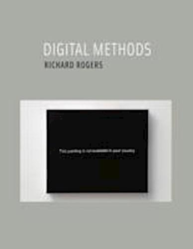 Digital Methods Richard Rogers