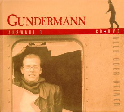 Alle oder Keiner. Auswahl 1 - Buschfunk Musikvlg - Audio CD, Deutsch, Gerhard Gundermann, Auswahl 1, Auswahl 1