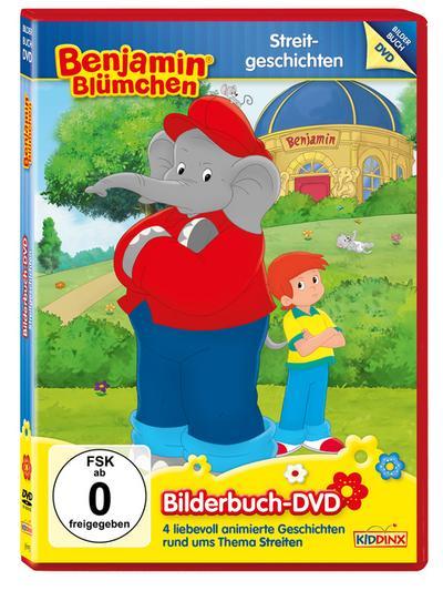Benjamin Blümchen - Bilderbuch/Streitgeschichten
