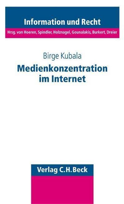 Medienkonzentration im Internet