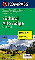 Südtirol - Alto Adige - South Tyrol 1 : 50 000