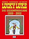 Lucky Luke Gesamtausgabe 24 1999-2002