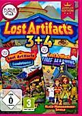 Lost Artifacts 3+4, 1 CD-ROM (Sammleredition)