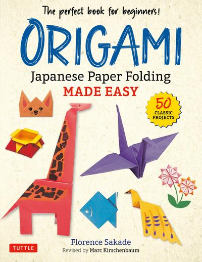 Origami Japanese Paper Folding