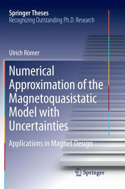 Numerical Approximation of the Magnetoquasistatic Model with Uncertainties