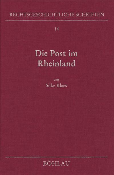 Die Post im Rheinland