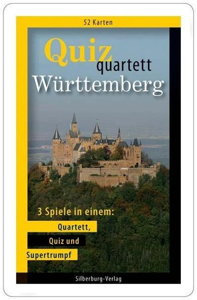 Quizquartett Württemberg