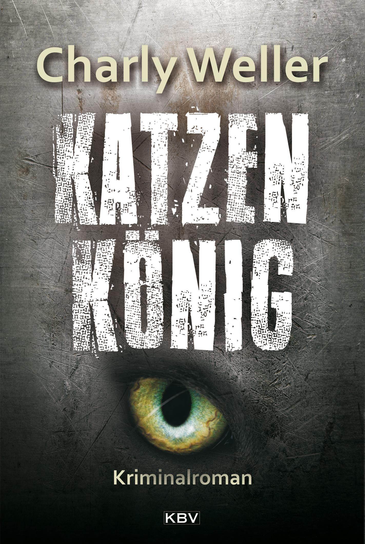 NEU Katzenkönig Charly Weller 413232