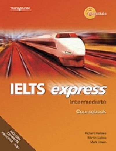 IELTS Express Intermediate: DVD