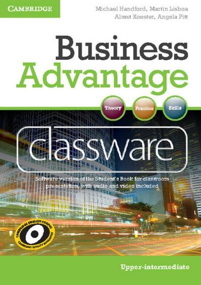 Business Advantage B2. Upper-Intermediate. Classware