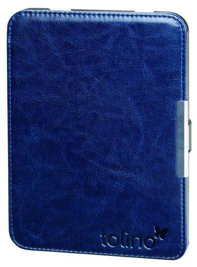 tolino page Slim Tasche Blau