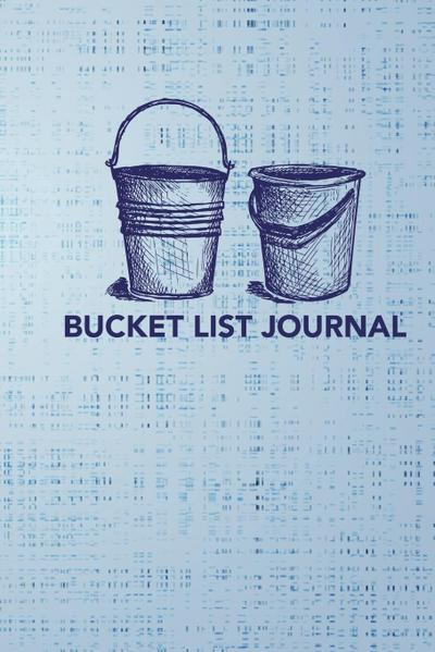 Bucketlist Journal