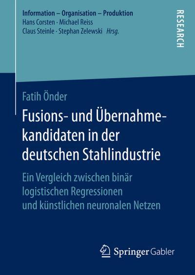 Fusions- und Übernahmekandidaten in der deutschen Stahlindustrie