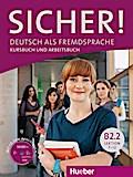 Sicher! B2/2. Kurs- und Arbeitsbuch mit Audio-CD zum Arbeitsbuch Lektion 7-12