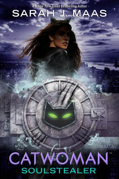 Catwoman: Soulstealer (DC Icons Series) - Random House Books For Young Readers - Taschenbuch, Englisch, Sarah J. Maas, ,