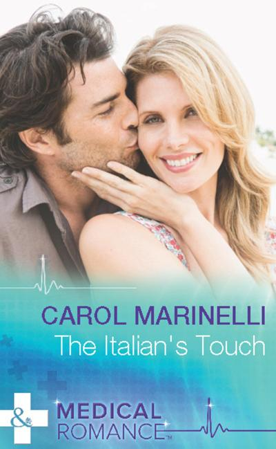 The Italian's Touch (Mills & Boon Medical)