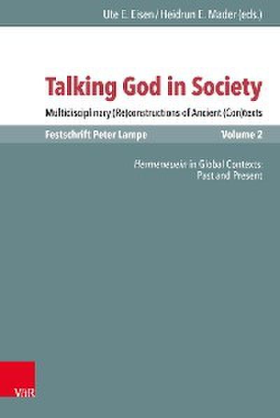 Talking God in Society