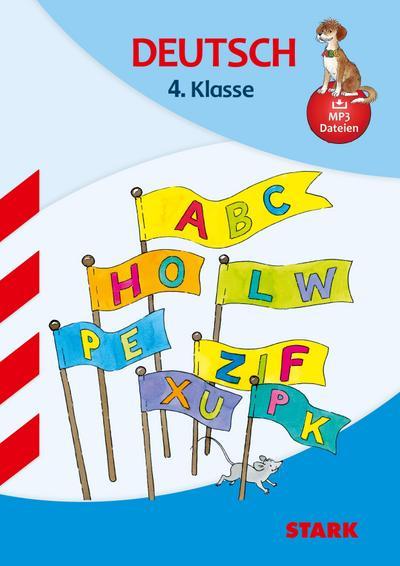 Training Grundschule - Deutsch 4. Klasse mit MP3-CD