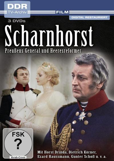 Scharnhorst (DDR TV-Archiv) [3 DVDs] DDR TV-Archiv