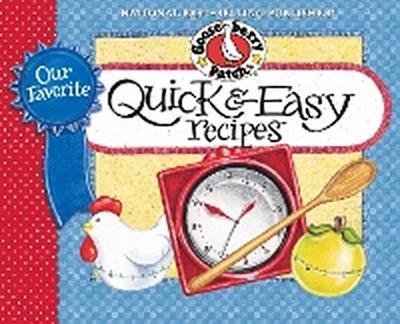 Our Favorite Quick & Easy Recipes Cookbook