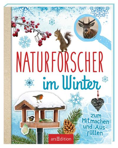 Naturforscher im Winter