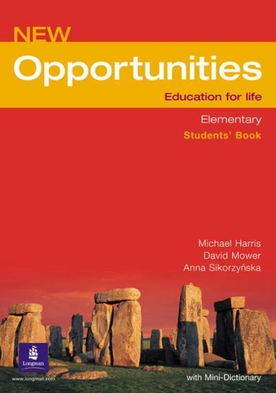 Opportunities Global Elementary by Galbarczyk, Monika; Szmerdt, Dominika; Smerdt