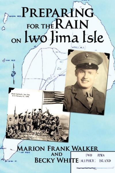 Preparing for the Rain on Iwo Jima Isle