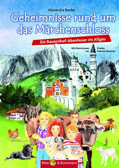 Geheimnisse um das Märchenschloss
