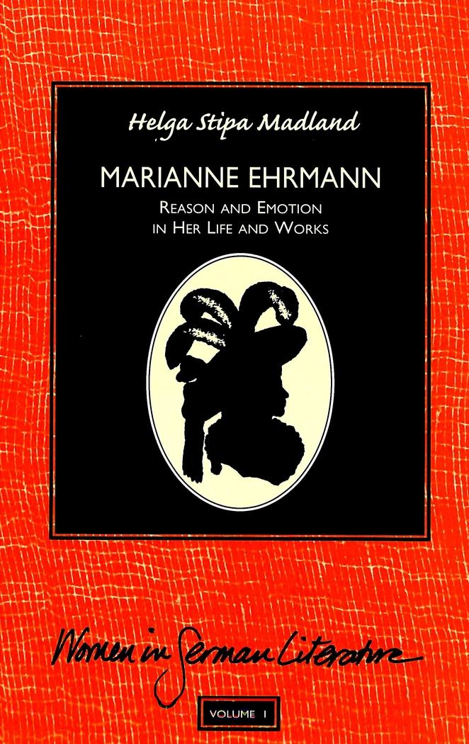 Marianne Ehrmann | Helga Stipa Madland |  9780820439297