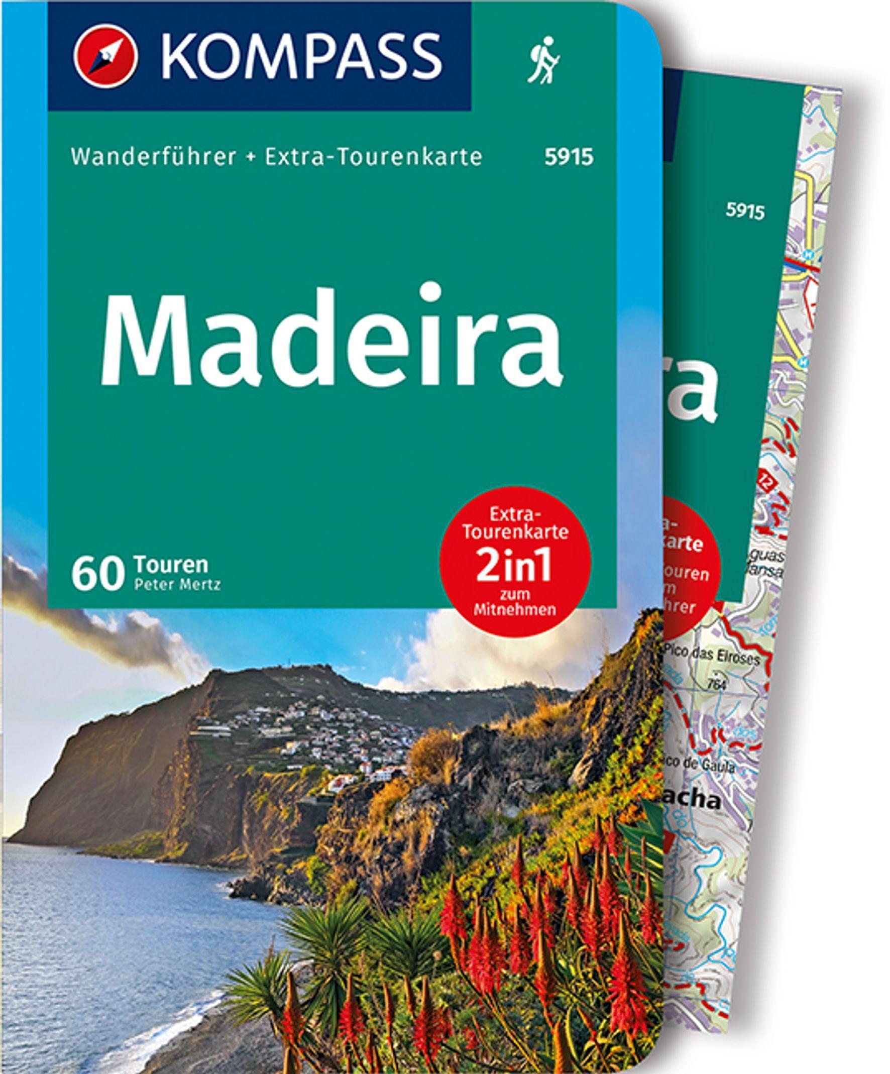 Madeira Peter Mertz 9783990441565