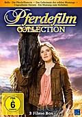 Pferdefilm Collection - Belle - Die Pferdeflüsterin, Das Geheimnis des wilden Mustangs, Ungezähmte Herzen - Ein Mustang zum verlieben (Katalogneuheit)