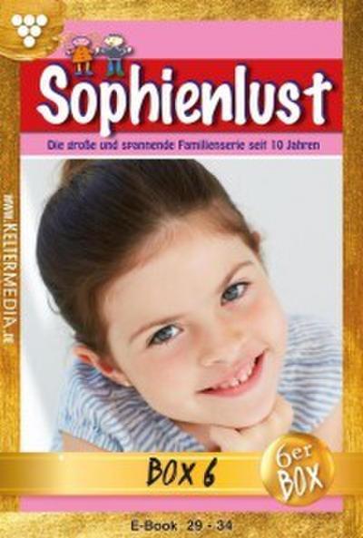 Sophienlust Jubiläumsbox 6 – Familienroman