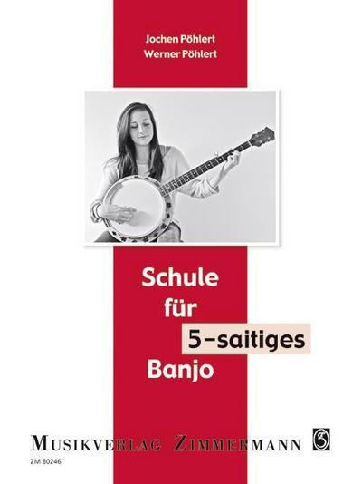 Schule für 5-Saitiges Banjo
