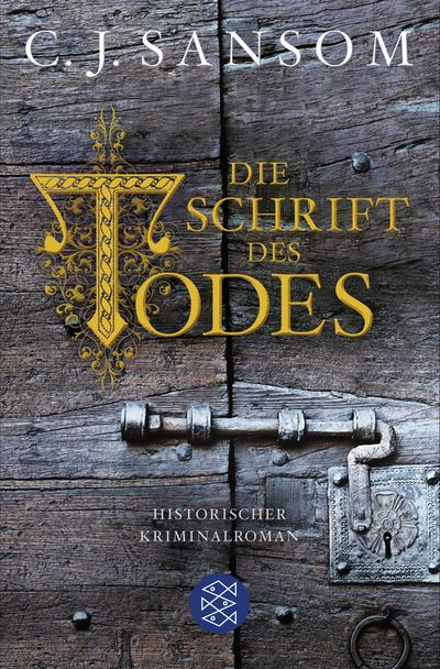 Die Schrift des Todes: Historischer Kriminalroman
