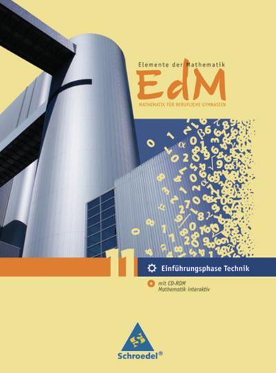 Elemente der Mathematik für Berufliche Gymnasien - Ausgabe 2011 für Niedersachsen