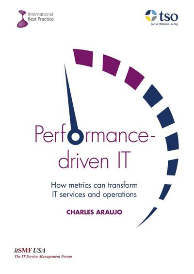 Performance-driven IT: How Metrics can transform IT services and operations