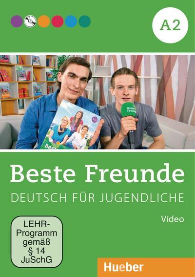 Beste Freunde A2. DVD