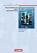 Pluspunkt Mathematik 2. Hauptschule Baden-Württemberg. Arbeitsheft mit beigelegten Lösungen
