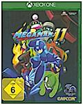 Megaman 11, 1 XBox One-Blu-ray Disc