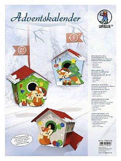 """Adventskalender """"Fuchs"""", Geschenkboxen"""