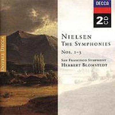 Nielsen:The Symphonies Nos. 1-3