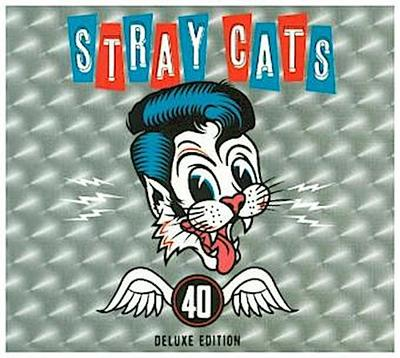 40 (Ltd.CD Deluxe Edition+Bonustracks+Merch)