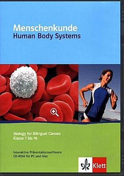 Menschenkunde / Human Body System, CD-ROM
