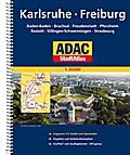 ADAC Stadtatlas Karlsruhe / Freiburg