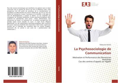La Psychosociologie de Communication