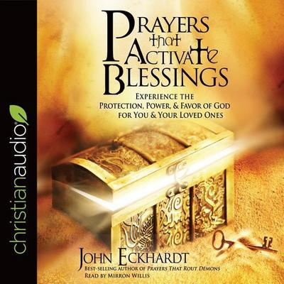 PRAYERS THAT ACTIVATE BLESS 3D
