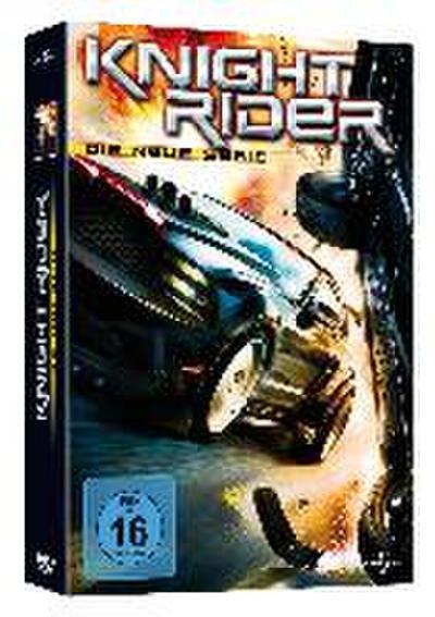 Knight Rider - Die neue Serie (5 DVDs)