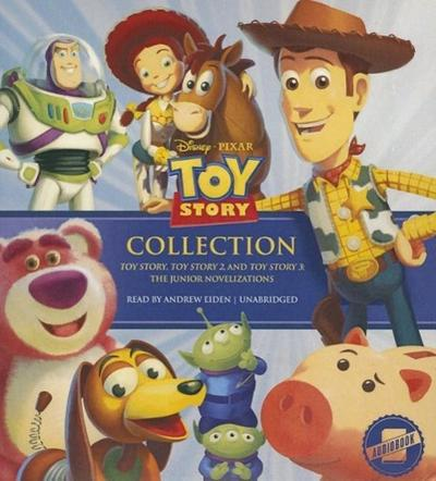 The Toy Story Collection: Toy Story, Toy Story 2, and Toy Story 3; The Junior Novelizations