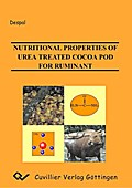 Nutritional Properties of Urea treated Cocoa Pod for Ruminant